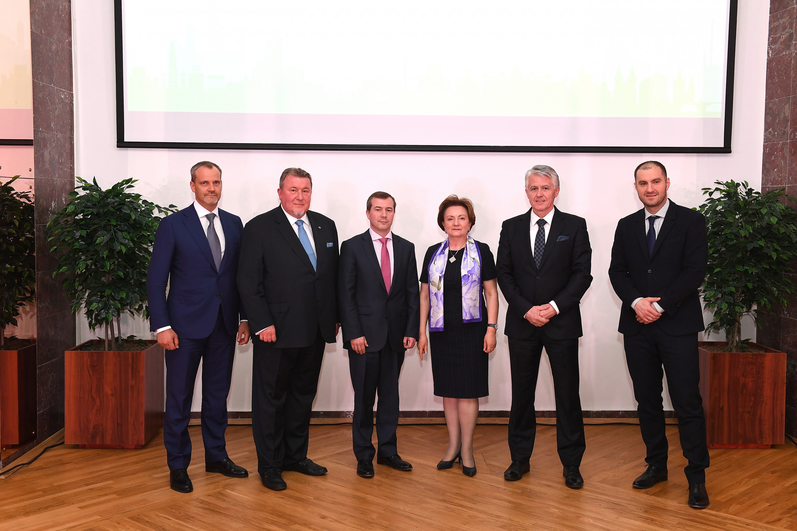 Partnership for Development: International Investment Bank hosts a reception in honour of a new Chairman of the Board of International Bank for Economic Cooperation Denis Ivanov